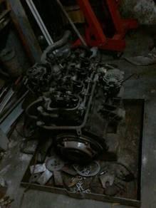 Overhaull engine glant mitsubishi