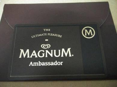 Magnum Cafe Gift Card
