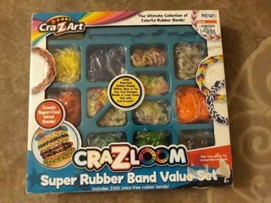Crazy loom bands