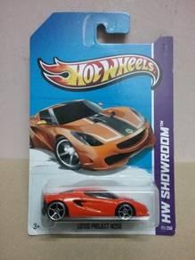HotWheels 2013 #171 - Lotus M250 (orange)