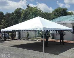 Tempahan Khemah canopy