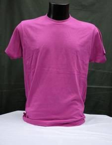 Borong Tshirt Kosong Roundneck Dewasa Lengn Pendek
