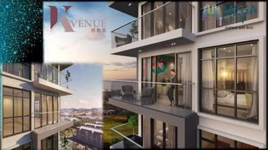 K Avenue   Buy 1 get 2 unit (DUAL Key)   NEW Released Unit