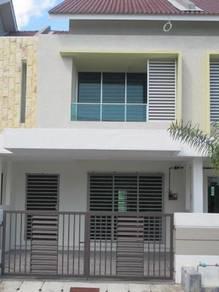 Double Storey Terrace House at Desa Bukit Perpaduan (HillVille) Ipoh