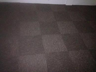 TILE CARPET l karpet pejabat empat segi