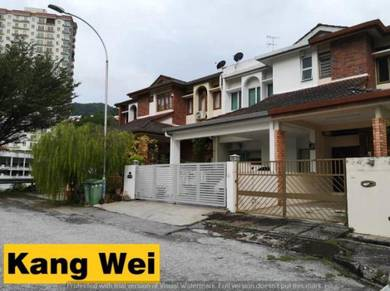 Greenlane LORONG DELIMA 2 Double Storey Terrace Island Glades