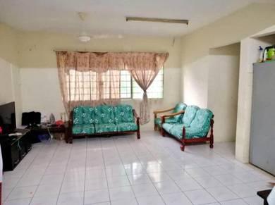 HARGA BAIK! Apartmen Saujana, Damansara Damai FREEHOLD