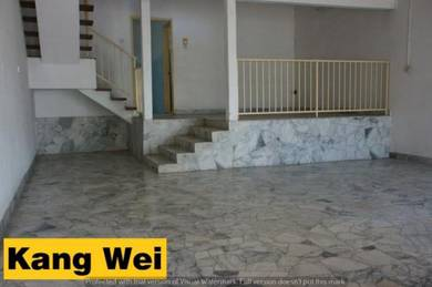 CHOONG LYE HOCK 2 Double Storey Terrace Landed House Tanjung Tokong