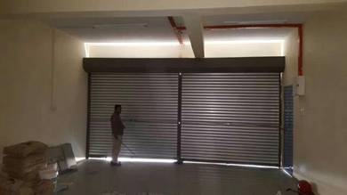 Roller shutter import store