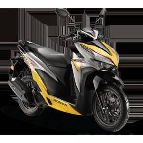 Honda vario 150 new color 2021