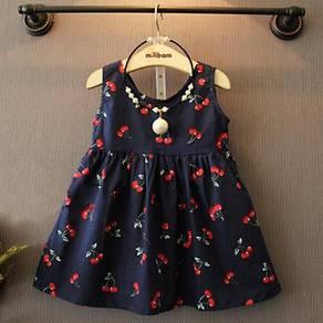 [ready stock] summer children girl western cheery