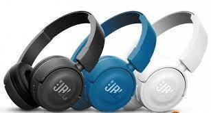 JBL T450BT Wireless On-Ear Headset (Bluetooth)