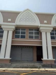 Rumah Kedai CANTIK Bandar Baru Pasir Mas-2 Tingkat
