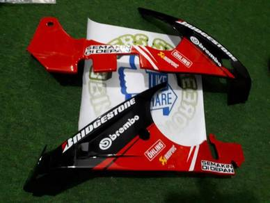 Bellypan Belly pan Lower Cover Yamaha Y15ZR Y15