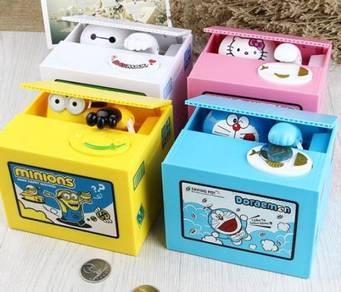 KDH - Mischief Saving Coin Box