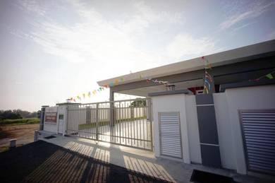 Taman Arowana Semi-D Berdekatan Pantai Teluk Kemang