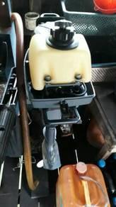 Injin bot/boat yamaha 3hp