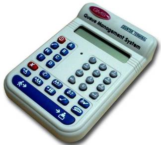 QMS300i - Counter Terminal