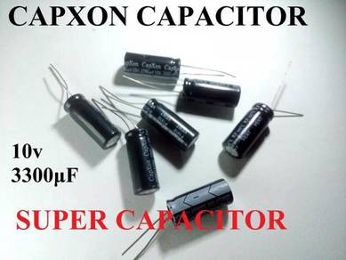 Capacitor 10v 3300μF Good Quality