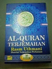 Quran terjemahan