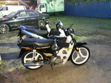 Honda ex5 high power
