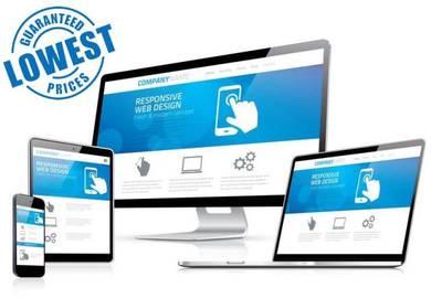 Website Design & eCommerce Services (affordable)