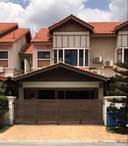 Freehold Double Storey Facing Playground Alam Impian