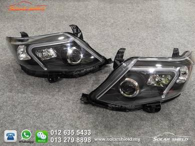 Toyota Fortuner 2011 2015 Projector Head Lamp TW