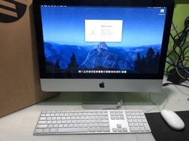 Apple iMac Intel Core i3 3.06 21.5-Inch