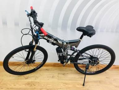 Go go Bicycle S Folding Electric Bike