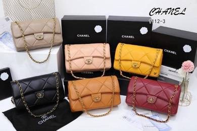 Elegant handbag with box
