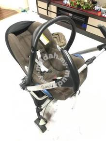 Stroller and Baby Seat