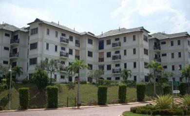 Cyber heights villa, lakeview perdana, cyberjaya for sale