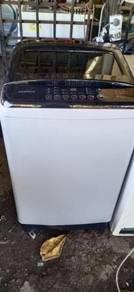 Mesin basuh terpakai automatik deawoo 7 Kg