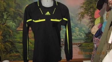 Baju adidas jersey referee sz L
