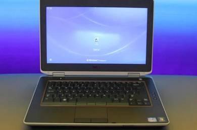 Dell latitude e6420 - intel core i7