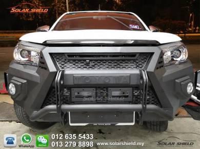 Toyota Hilux Revo Rocco 4X4 Bumper Bull Bar