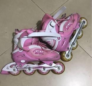 Roller Scate Shoe