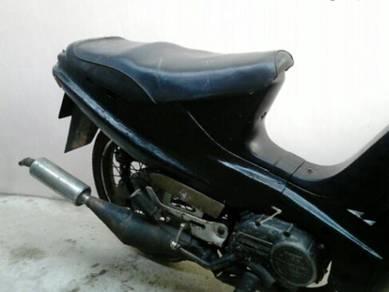 Suzuki rc 110