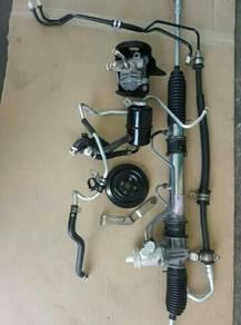 Proton wira used power steering (full set)