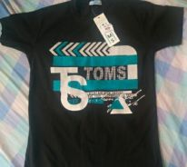 T-shirt (New) made in Turkey, good quality