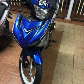 2015 Yamaha Y15ZR