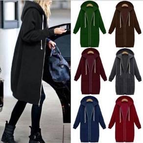 Winter Jacket Women Sweatshirts Zipper Hoodies