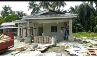 Zukri pertukangan masjid tanah
