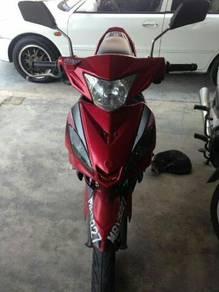 Yamaha 135 LC untuk di lepaskan
