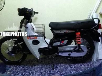 Honda c70 gbo j