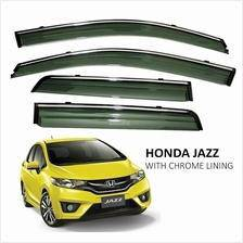 Honda Jazz 14'' Door Visor Air Press Modulo