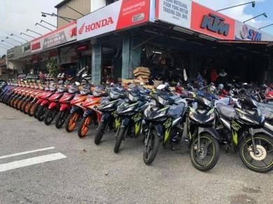 Honda dash 125 fi dash125 - promotion