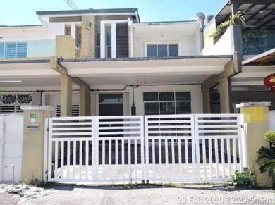 2 Storey Terrace House in Anjung Tawas Impiana, Ipoh, Perak