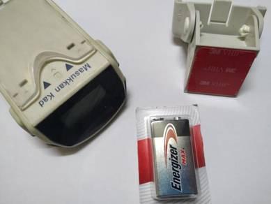 Smart tag toll